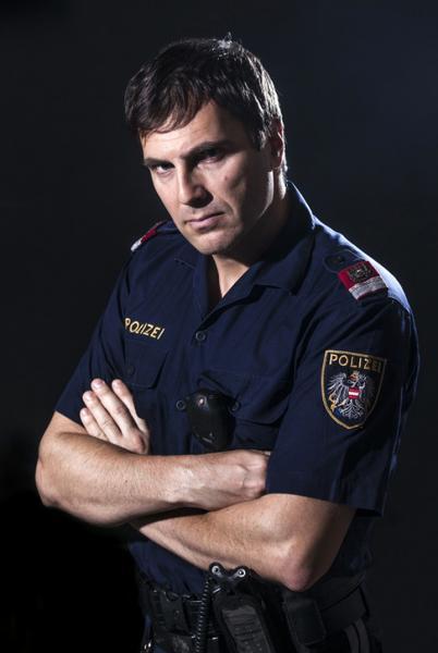 Polizei-TV-Komparse